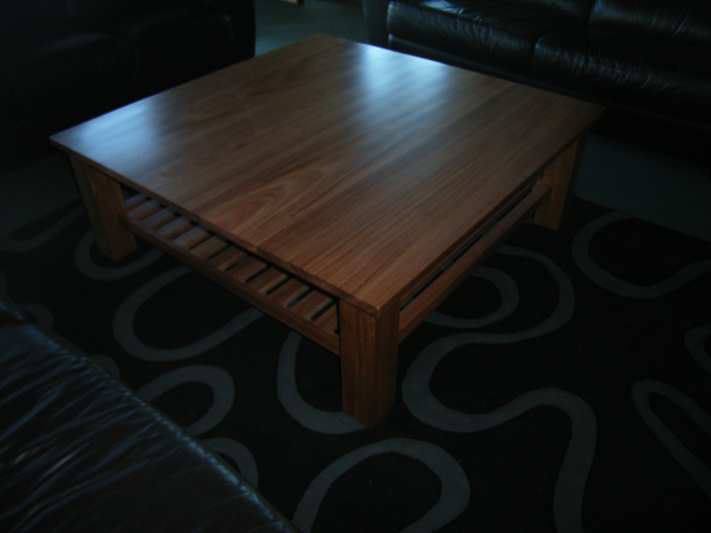 New coffee tables